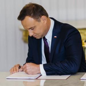 Konstytucja Biznesu staje się faktem. Jest podpis prezydenta