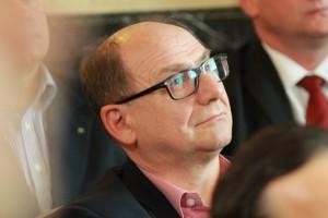 Bogusław Hutek ponownie wybrany na szefa Solidarności w PGG