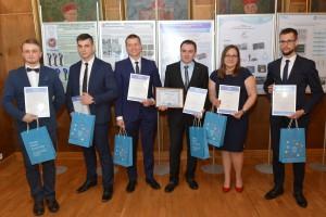 Nagrody Fiata dla studentów i absolwentów Politechniki Śląskiej
