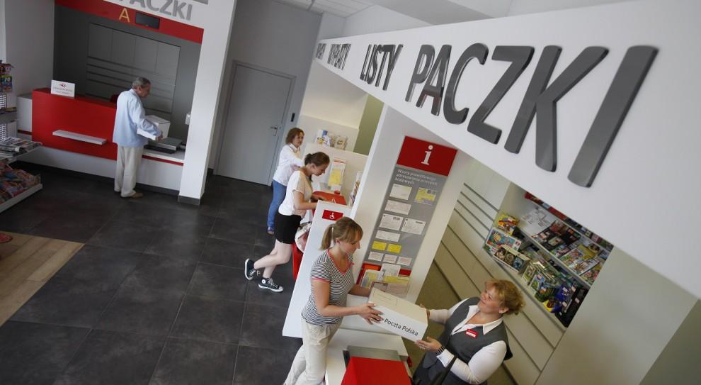 Poczta Polska chce wyjść za granicę
