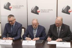 Pierwsza umowa na kształcenie dualne w górnictwie