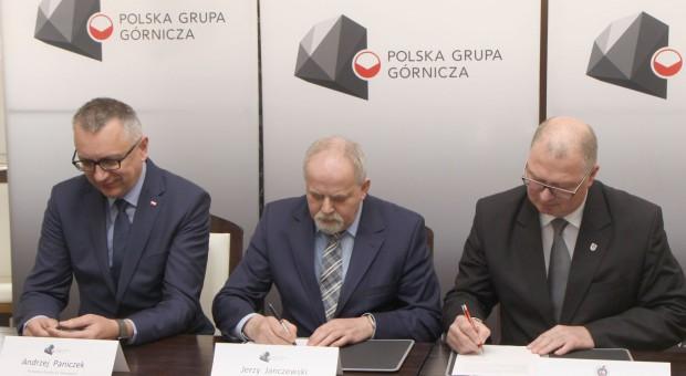 Pierwsza taka umowa w górnictwie. Szkoła w Rybniku i PGG wspólnie wykształcą ślusarzy i elektryków