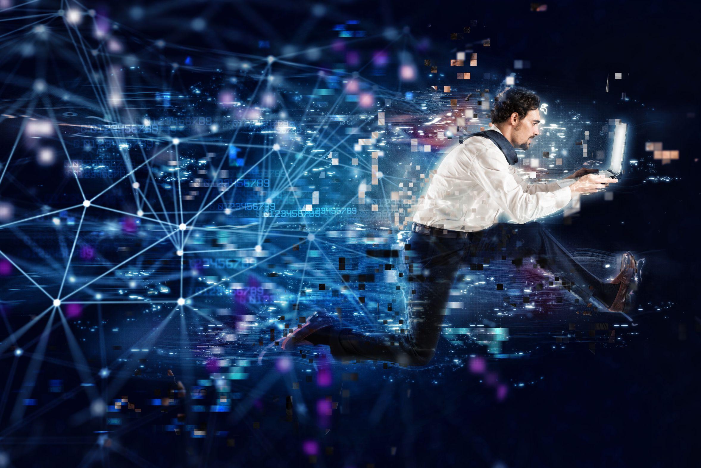 Obszar technologiczny stanie się kluczowym kierunkiem rozwoju dla wszystkich organizacji, które chcą pozostać konkurencyjne w środowisku biznesowym. (Fot. Shutterstock)