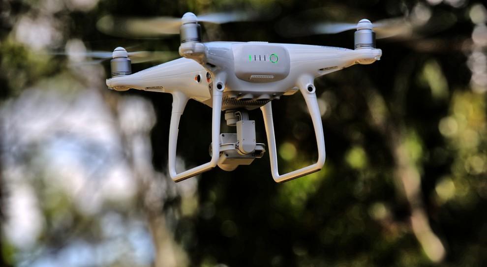 Drony zastąpią pracowników marketów? Będą odpowiadać na pytania klientów