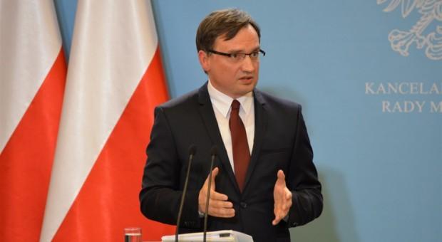 Sędzia wygrała proces z ministrem Zbigniewem Ziobrą