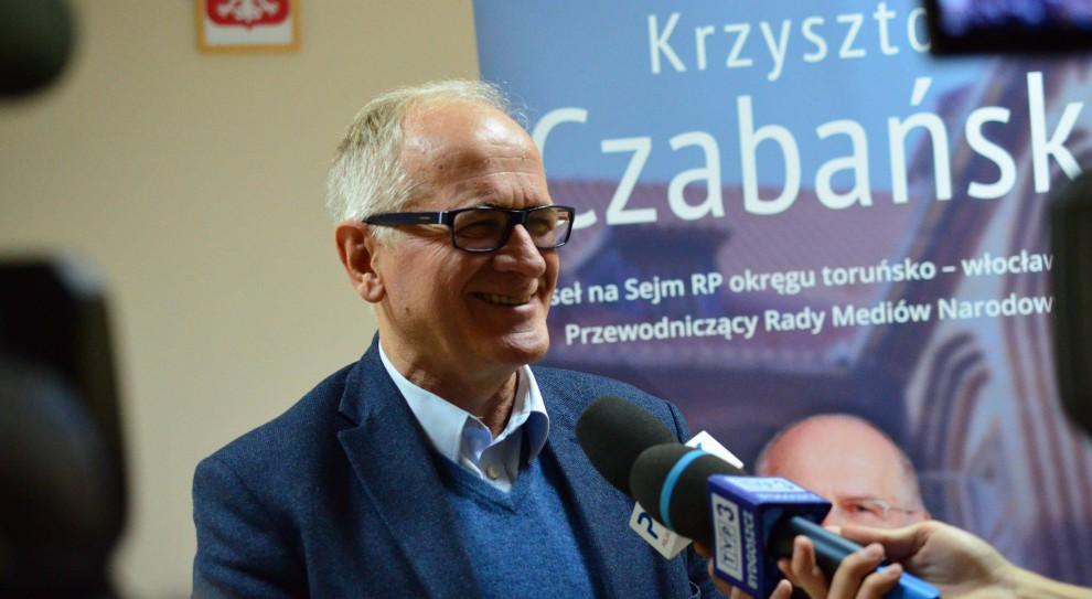 Czabański: Nie wziąłem 72 tys. zł nagrody. To kłamstwo