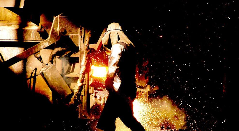 Referendum strajkowe w Hucie Pokój w Rudzie Śląskiej