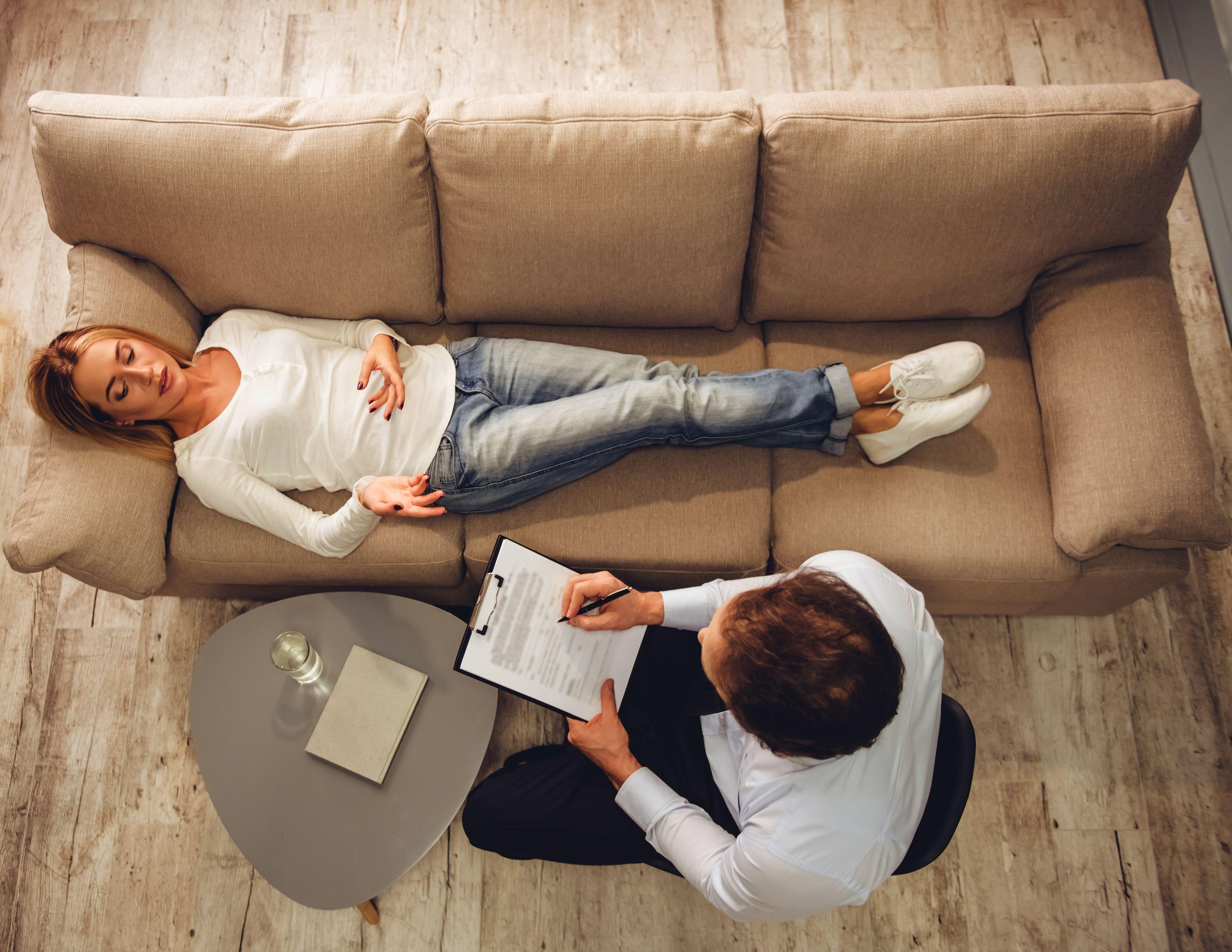 Polacy niechętnie przyznają się do problemów ze zdrowiem psychicznym (fot. Shutterstock)