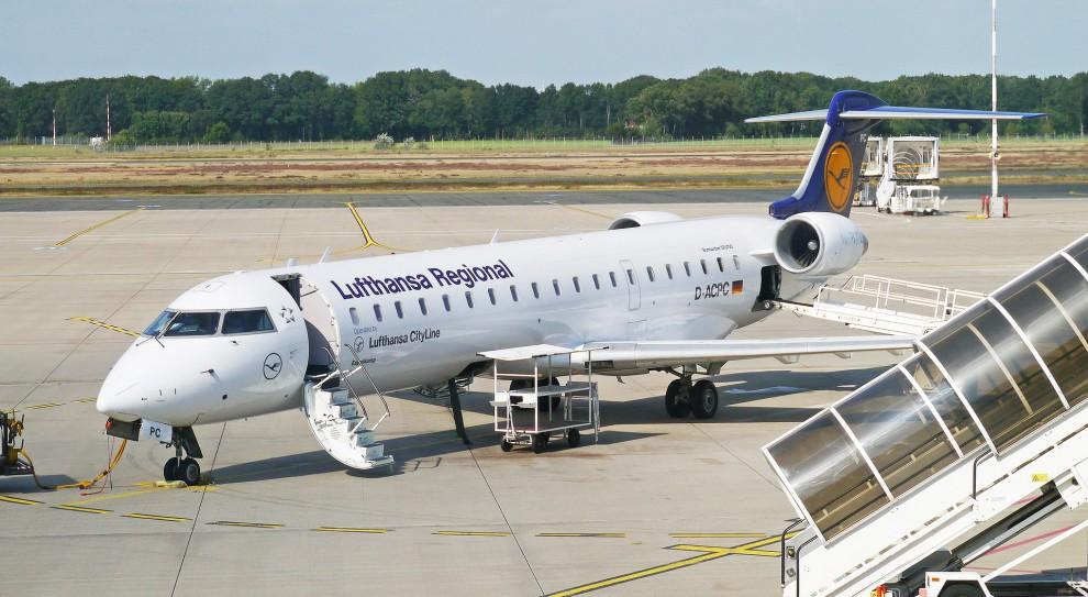 Lufthansa: Pracownicy strajkują. Połowa lotów odwołana