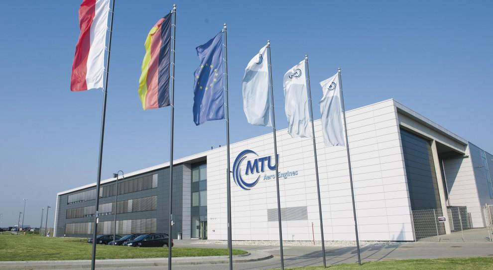 MTU Polska rozbudowuje zakład w Jasionce. Będzie praca dla ok. 200 osób