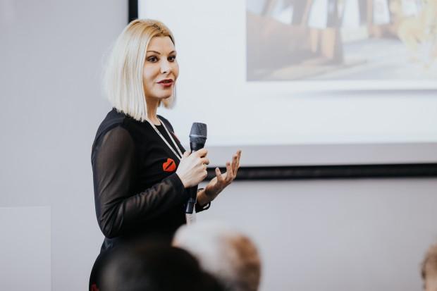 Joanna Jeziorowska, dyrektor personalny w grupie Oknoplast