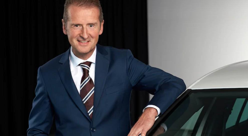 Herbert Diess prezesem Volkswagena