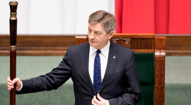 Marszałek Marek Kuchciński do dymisji? Jest wniosek o odowołanie