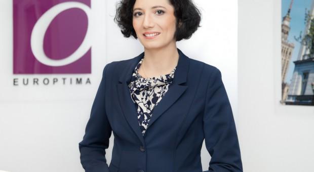 Agata Koczoń-Kobrzyńska nowym dyrektorem w Europtima
