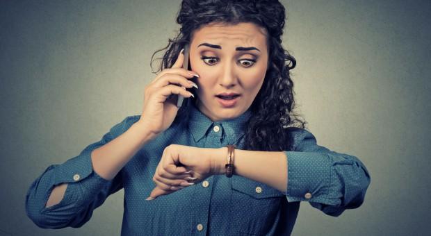 Wydajność w pracy: Efektywnie pracujemy przez niespełna... 3 godziny dziennie