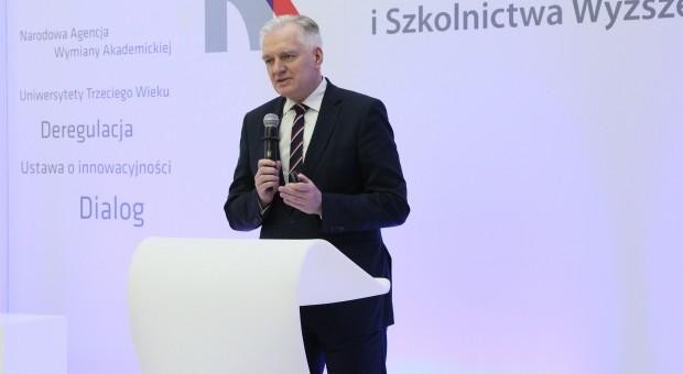 Jarosław Gowin: Obniżenie podatków dla małych firm to przywrócenie ekonomicznej sprawiedliwości