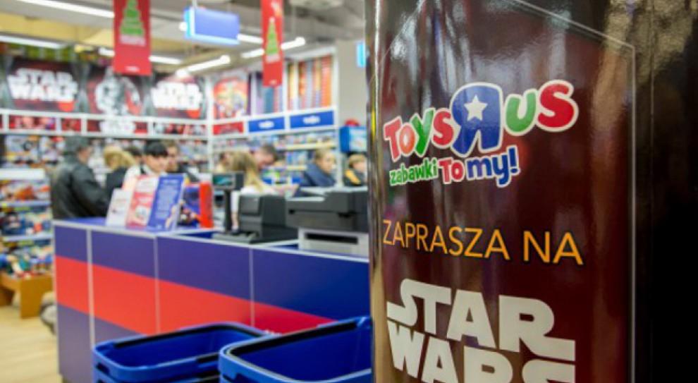 """Uda się uratować część sklepów Toys """"R"""" Us?"""