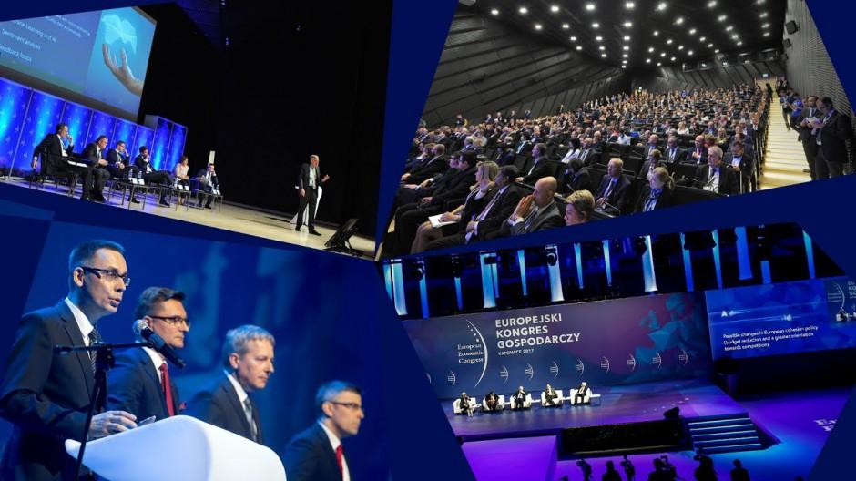 """""""Cała Polska specjalną strefą ekonomiczną?"""" to jeden z ponad 150 paneli dyskusyjnych, który odbędzie się już 14 maja w Katowicach, podczas X Europejskiego Kongresu Gospodarczego. (fot. PTWP)"""