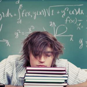Gimnazjaliści zdają egzamin z wiedzy matematyczno-przyrodniczej