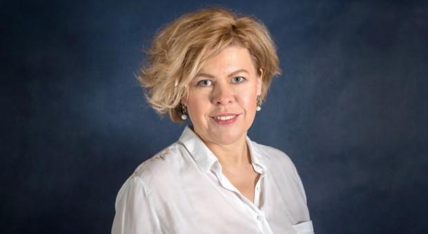 Iwona Grochowka, CEO Nais długo nosiła się z zamiarem założenia własnego biznesu. W końcu zdobyła się na odwagę i zaryzykowała. (fot. Mariusz Rosa)