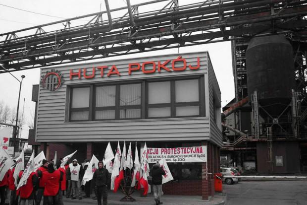 Będzie strajk w Hucie Pokój