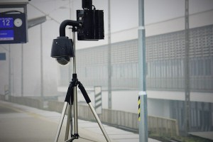Kamery będą monitorować jak pracują na budowie
