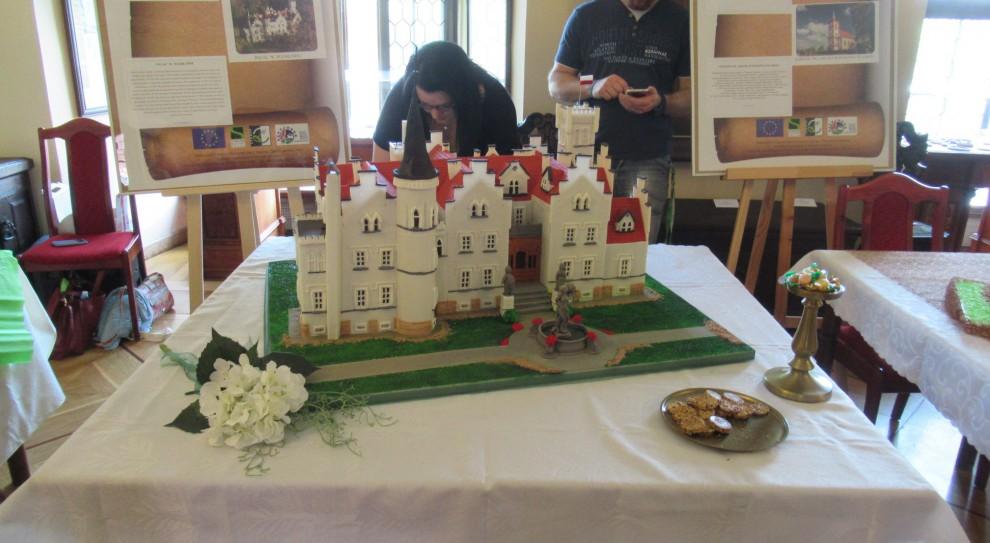 Pałace, zamki i kościoły ze słodyczy. Cukiernicy pokazali swój kunszt