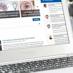 Do pracowników będą mówić językiem Facebooka