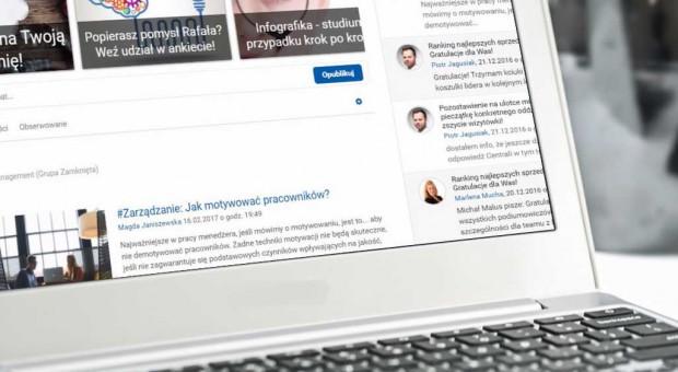 Helios wprowadza sieć społecznościową SalesPower dla pracowników