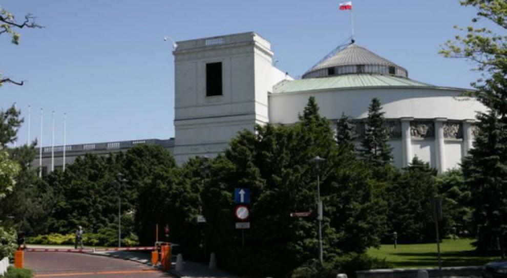 Fizjoterapeuci nie wpuszczeni do Sejmu