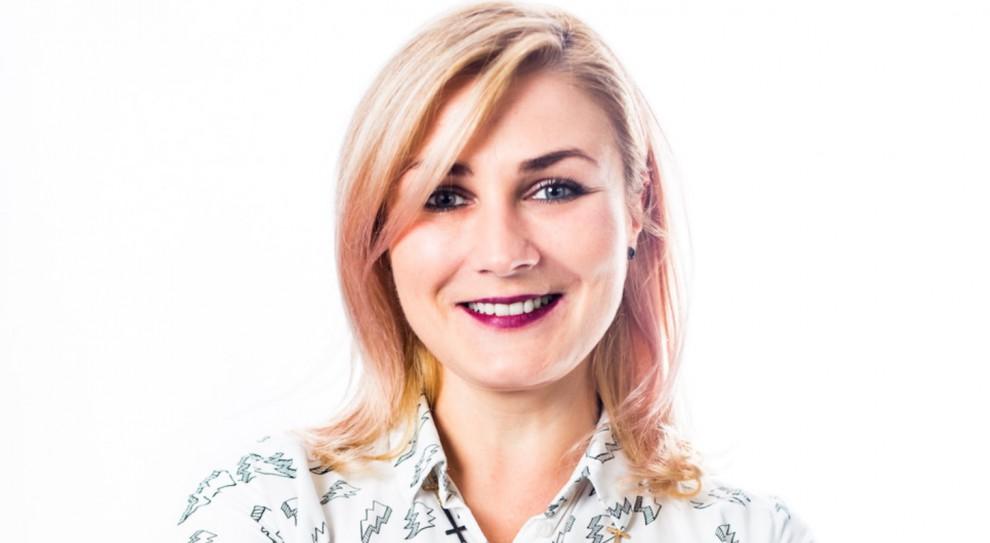 Alicja Stefaniak na stanowisku dyrektora w agencji GetHero