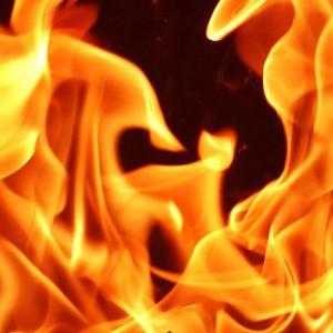 Pożar w dawnej kopalni Mysłowice