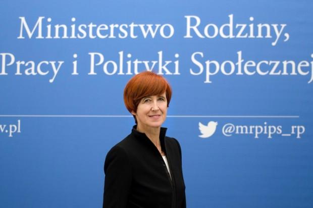 PO: Minister rodziny pracy i polityki społecznej do dymisji
