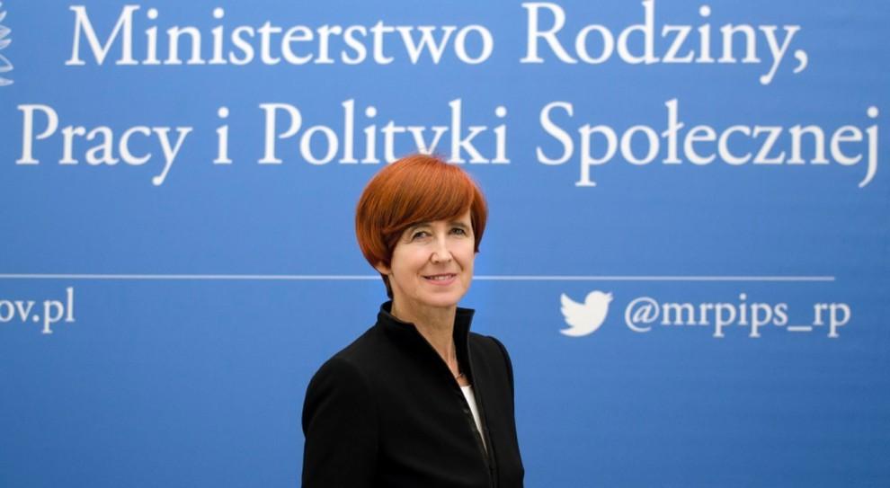 PO: Minister Elżbieta Rafalska do dymisji