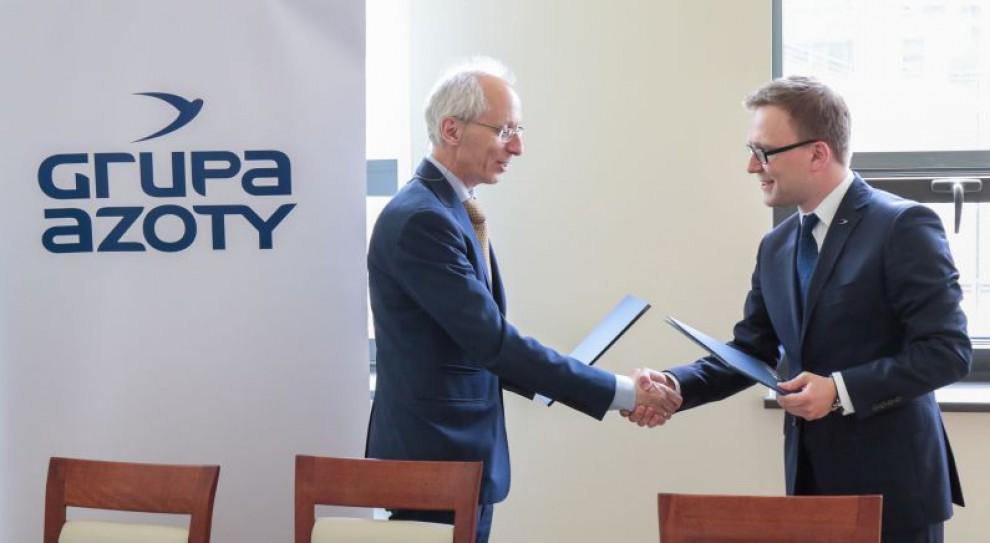 Uniwersytet Jagielloński i Grupa Azoty będą współpracować