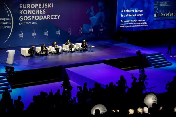 10. edycja Europejskiego Kongresu Gospodarczego odbędzie się już 14-16 maja w Katowicach. (fot. PTWP)