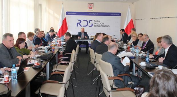 W środę zbiera prezydium Rady Dialogu Społecznego