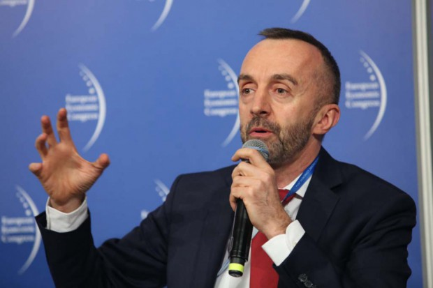 Paweł Panczyj, dyrektor zarządzający ABSL po raz kolejny będzie gościem Europejskiego Kongresu Gospodarczego. (fot. PTWP)