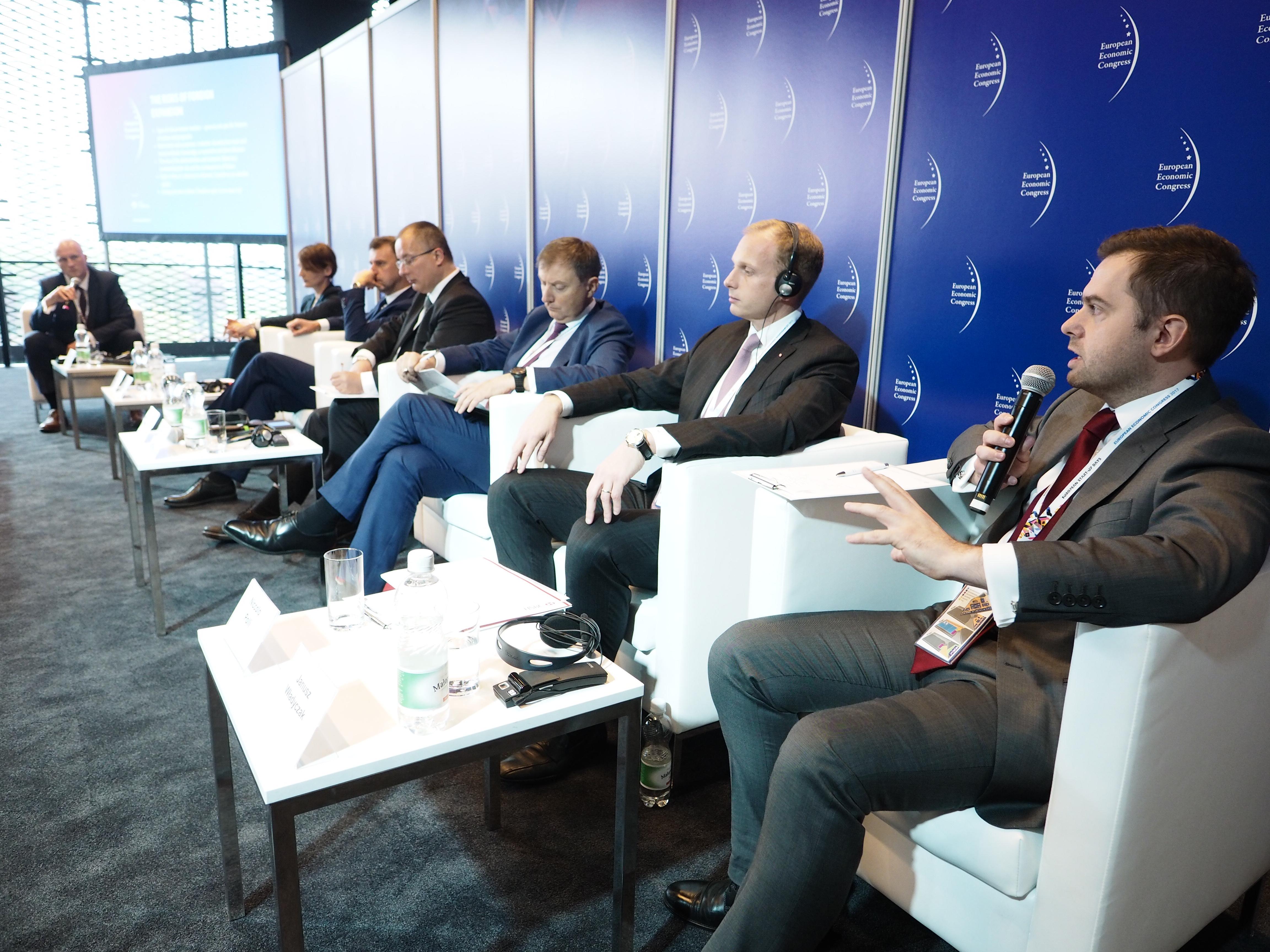 10. edycja Europejskiego Kongresu Gospodarczego odbędzie się już 14-16 maja w Katowicach (fot. PTWP)