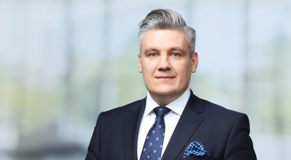 Paweł Towiański dołączył do Savills