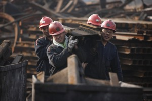Chiny: Małe kopalnie do zamknięcia