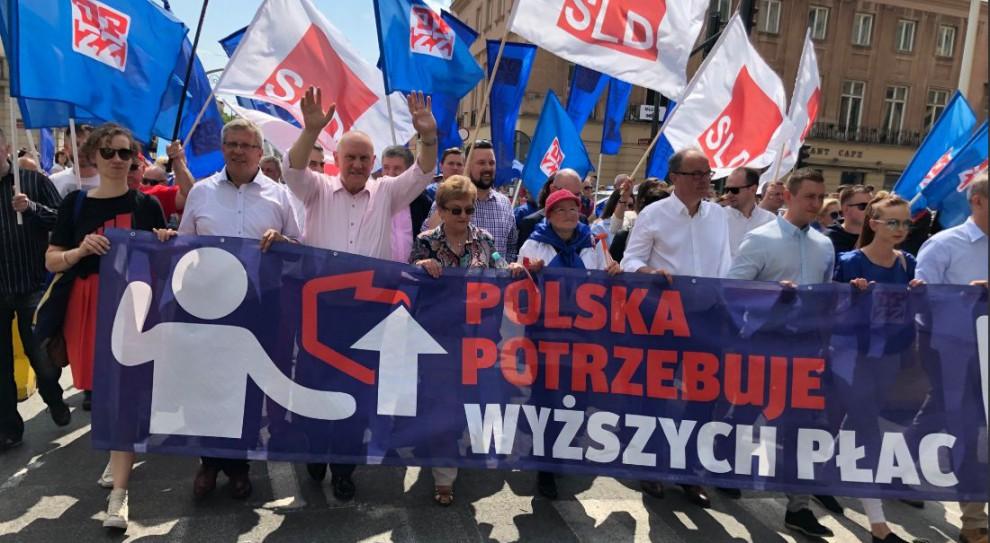 Święto Pracy, OPZZ: Polska potrzebuje wyższych płac