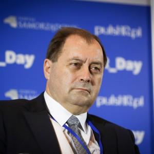 Wiesław Łyszczek, Główny Inspektor Pracy