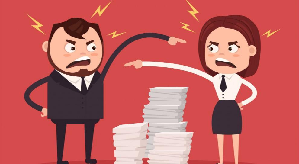 Konflikt w firmie: Jak pozytywnie rozwiązywać spory między pracownikami?
