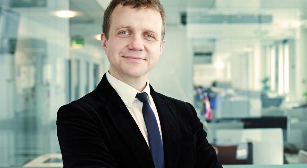 Wojciech Cichoń dyrektorem zarządzającym w Capgemini Business Services