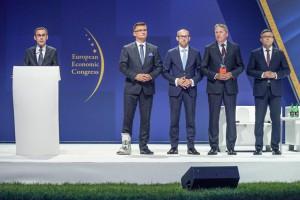 W Katowicach ruszył jubileuszowy Europejski Kongres Gospodarczy