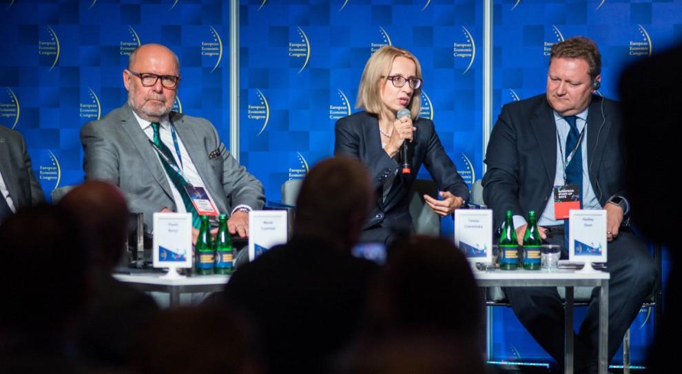 Teresa Czerwińska: Zależy nam, by przyciągać inwestycje związane z kreacją miejsc pracy
