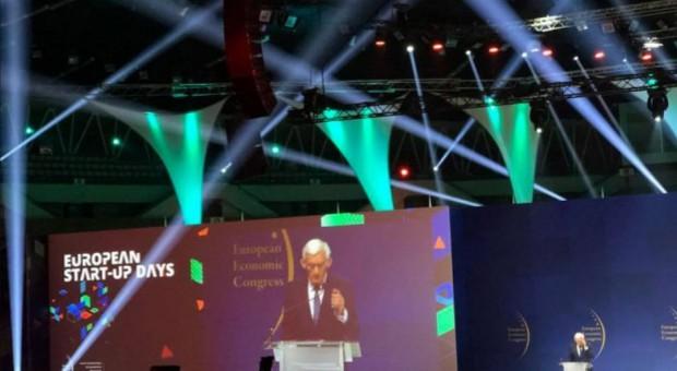 Jerzy Buzek: Start-upy mogą przyczynić się do rozwoju gospodarki i rozwijać potencjał innowacyjny