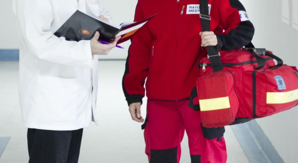 Studia pielęgniarskie dla ratowników? Jeśli tak, to trochę pod przymusem