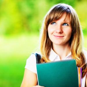 Maturzyści zdają egzamin z języka rosyjskiego